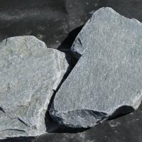 "1.5""-2"" Tumbled Mica River Grey"